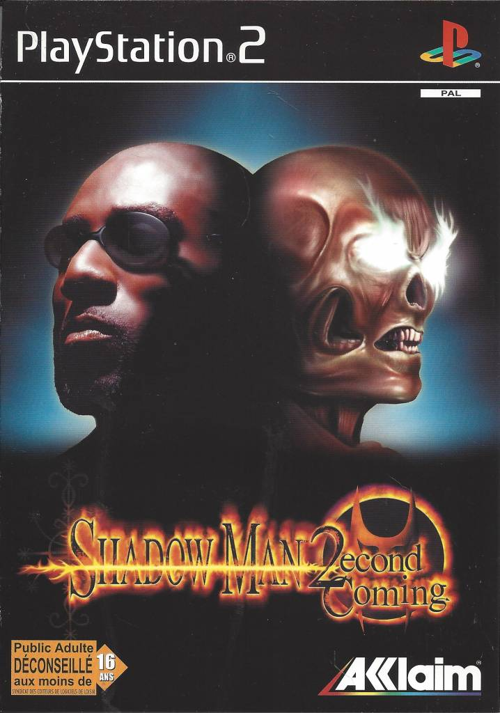 Shadow Man 2econd Coming for Playstation 2 PS 2 - Passion for ...