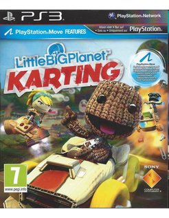 LITTLE BIG PLANET KARTING für Playstation 3 PS3