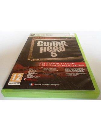 GUITAR HERO 5 für Xbox 360