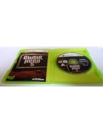 GUITAR HERO 5 for Xbox 360 - Passion For Games