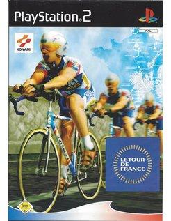 TOUR DE FRANCE voor Playstation 2 PS2