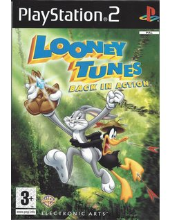 LOONEY TUNES BACK IN ACTION für Playstation 2 PS2