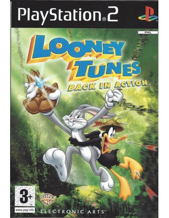 LOONEY TUNES BACK IN ACTION voor Playstation 2 PS2