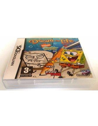 DRAWN TO LIFE SPONGEBOB SQUAREPANTS EDITION voor Nintendo DS