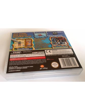 DRAWN TO LIFE SPONGEBOB SQUAREPANTS EDITION für Nintendo DS