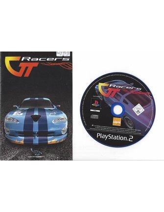 GT RACERS voor Playstation 2 PS2