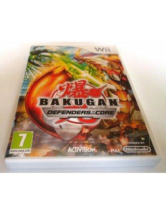 BAKUGAN DEFENDERS OF THE CORE voor Nintendo Wii