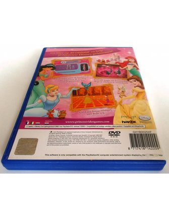 DISNEY PRINCESS - DE BETOVERENDE REIS voor Playstation 2 PS2