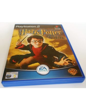 HARRY POTTER AND THE CHAMBER OF SECRETS für Playstation 2 - Handbuch in ENG & ARABISCH