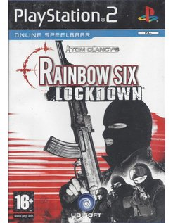 RAINBOW SIX LOCKDOWN voor Playstation 2