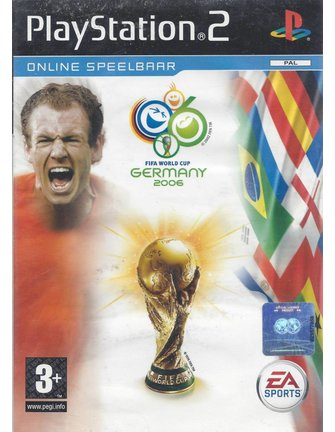 FIFA WORLD CUP 2006 voor Playstation 2 PS2