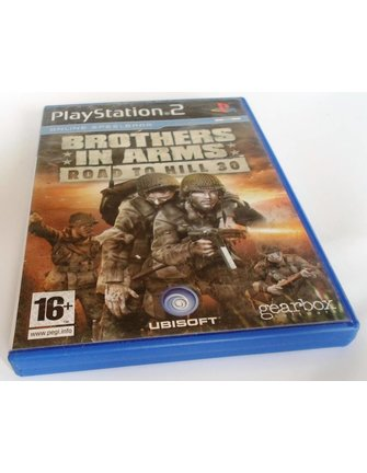 BROTHERS IN ARMS - ROAD TO HILL 30 voor Playstation 2 PS2