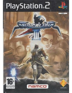 SOUL CALIBUR III voor Playstation 2