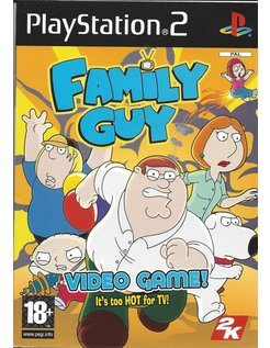 FAMILY GUY VIDEO GAME for Playstation 2 PS2