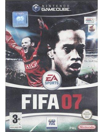 FIFA 07 voor Nintendo Gamecube