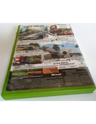 BURNOUT 3 TAKEDOWN voor Xbox