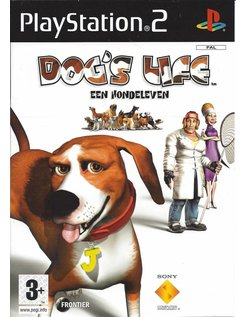 DOG'S LIFE voor Playstation 2 PS2