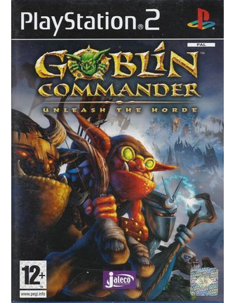 GOBLIN COMMANDER UNLEASH THE HORDE voor Playstation 2 PS2