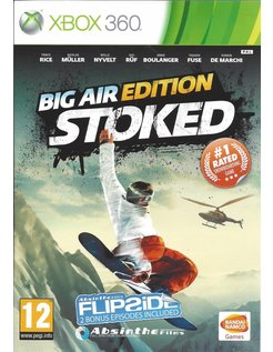 STOKED BIG AIR EDITION for Xbox 360
