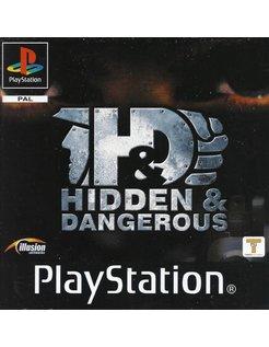 Hidden & Dangerous für Playstation 1