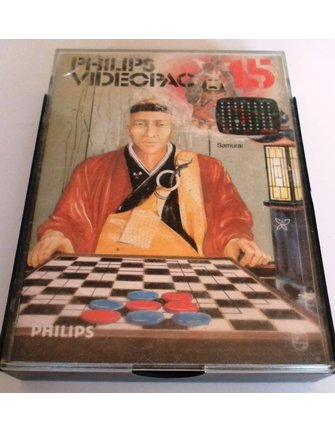 PHILIPS VIDEOPAC G7000 GAME 15 - SAMURAI