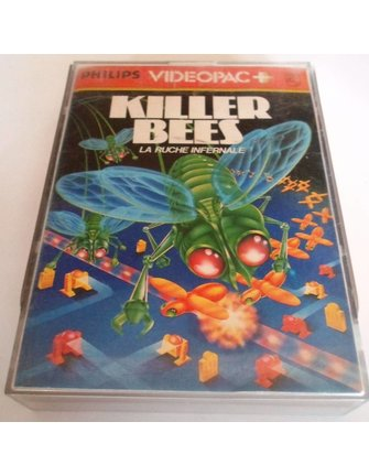 PHILIPS VIDEOPAC G7000 GAME 52 - KILLER BEES