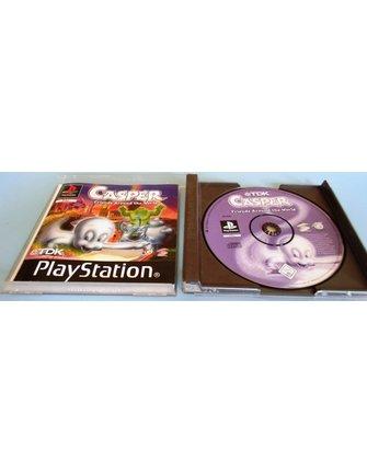 CASPER - FRIENDS AROUND THE WORLD für Playstation 1 PS1