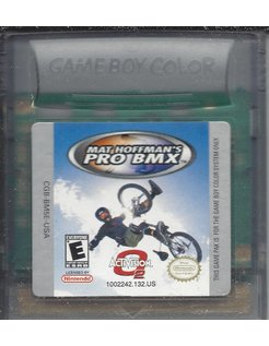MAT HOFFMAN'S PRO BMX voor Nintendo Game Boy Color