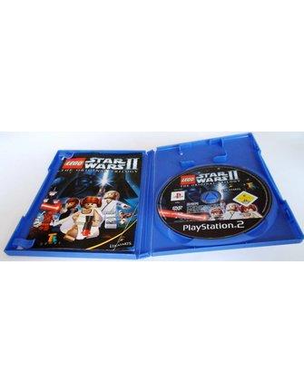LEGO STAR WARS II (2) THE ORIGINAL TRILOGY voor Playstation 2 PS2