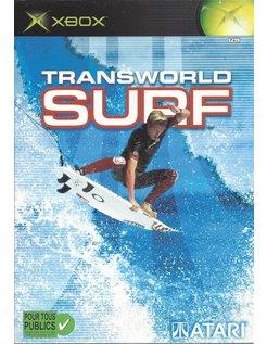 TRANSWORLD SURF für Xbox