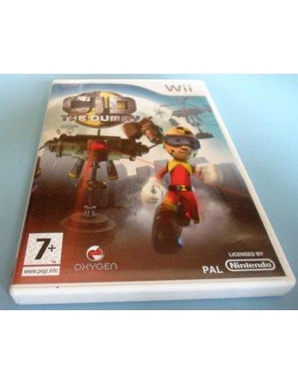 CID THE DUMMY voor Nintendo Wii