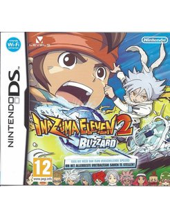 INAZUMA ELEVEN 2 BLIZZARD for Nintendo DS