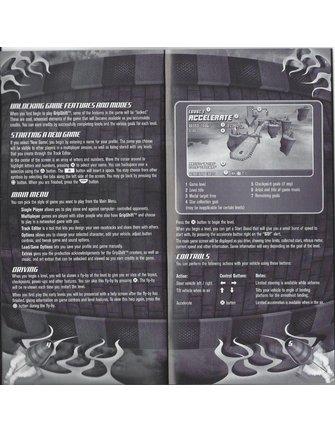 GRIP SHIFT GRIPSHIFT voor PSP