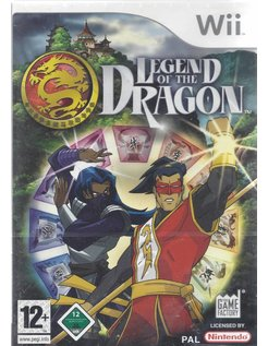 LEGEND OF THE DRAGON for Nintendo Wii - NEW
