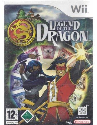 LEGEND OF THE DRAGON voor Nintendo Wii - NIEUW