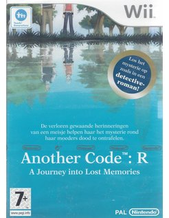 ANOTHER CODE R - A JOURNEY INTO LOST MEMORIES voor Nintendo Wii - NIEUW