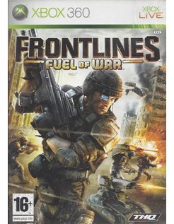 FRONTLINES FUEL OF WAR voor Xbox 360