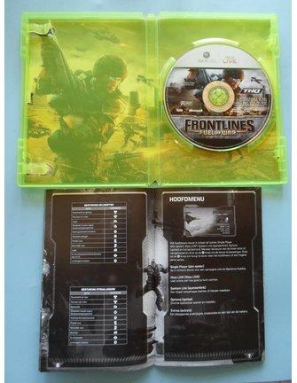 FRONTLINES FUEL OF WAR voor Xbox 360
