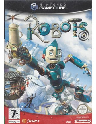 ROBOTS for Nintendo Gamecube