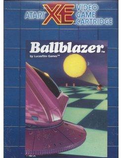 BALLBLAZER voor Atari 400/800 / XE / XL homecomputers