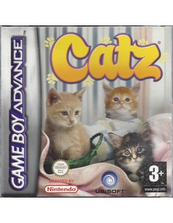 CATZ voor Game Boy Advance