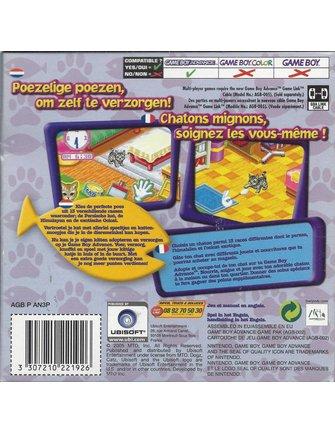 CATZ für Game Boy Advance GBA - mit Box und Anleitung
