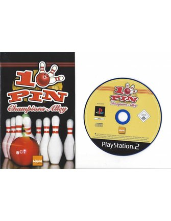 10 PIN CHAMPIONS ALLEY für Playstation 2 PS2