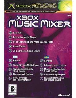 MUSIC MIXER voor Xbox