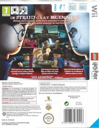 LEGO HARRY POTTER (5-7) voor Nintendo Wii