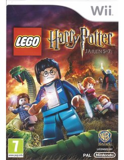LEGO HARRY POTTER (5-7) für Nintendo Wii