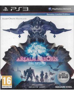 FINAL FANTASY XIV 14 ONLINE - A REALM REBORN voor Playstation 3