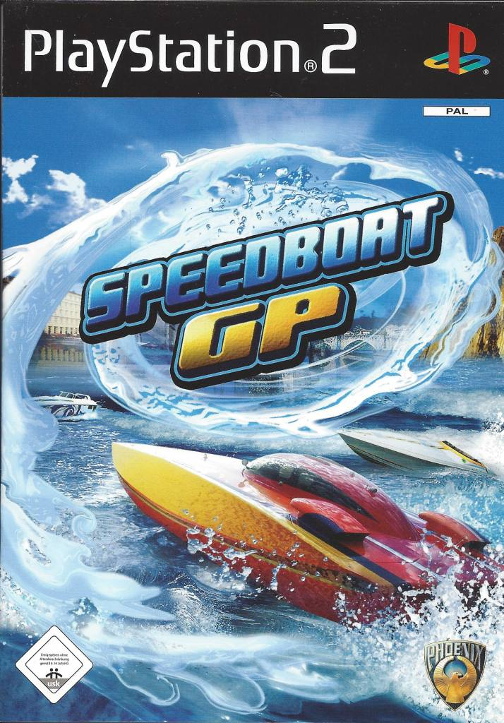 e5747148ea5 Speedboat GP for Playstation 2 PS2 - Passion for Games Webshop ...