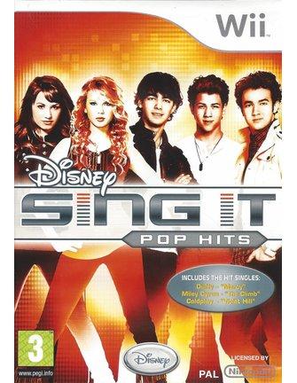 DISNEY SING IT POP HITS für Nintendo Wii