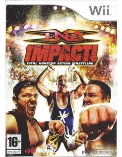 TNA IMPACT TOTAL NONSTOP ACTION WRESTLING für Nintendo Wii
